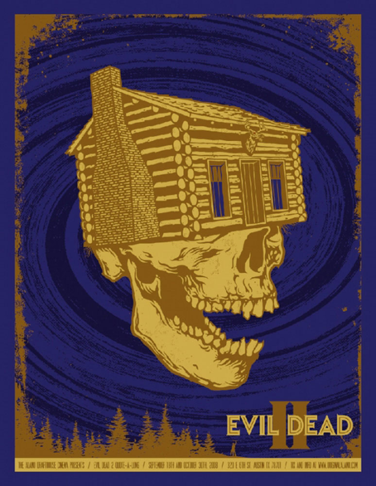 Evil Dead (the) Ii - Variant by Sam Raimi