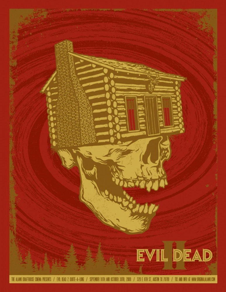 Evil Dead (the) Ii - Regular par Sam Raimi
