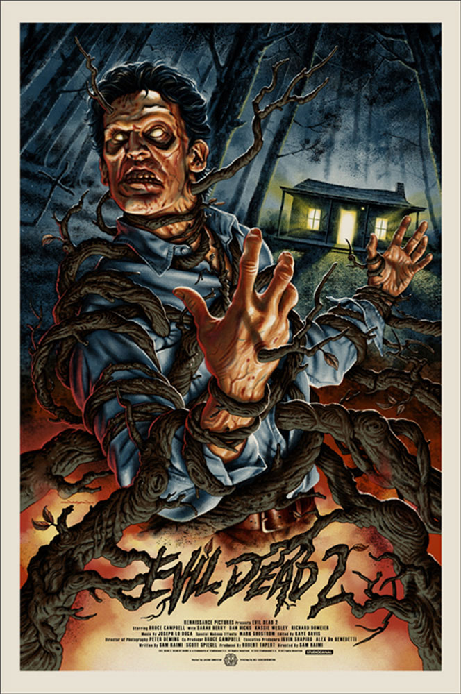 Evil Dead (the) Ii by Sam Raimi