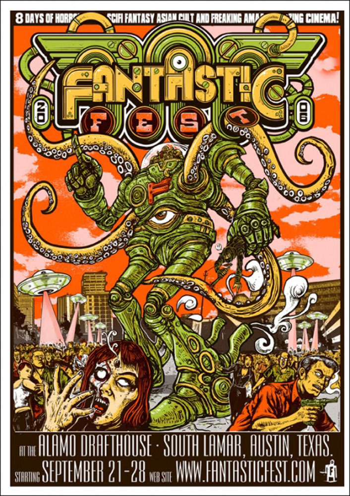 Fantastic Fest 2006 - Regular by -