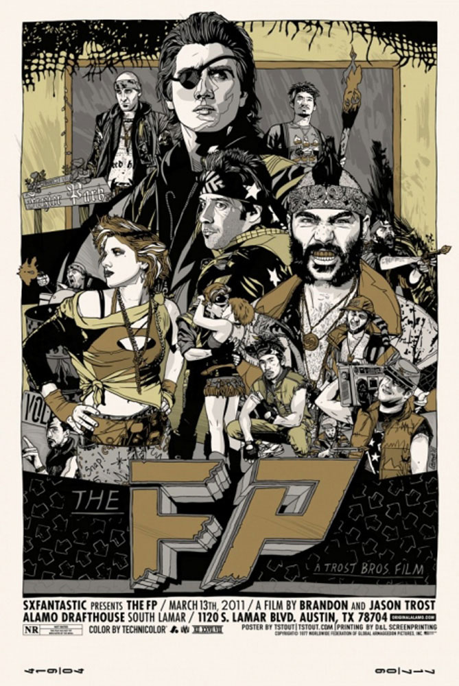 Fp (the) - Variant par Trost Bros. (61 x 91 cm)