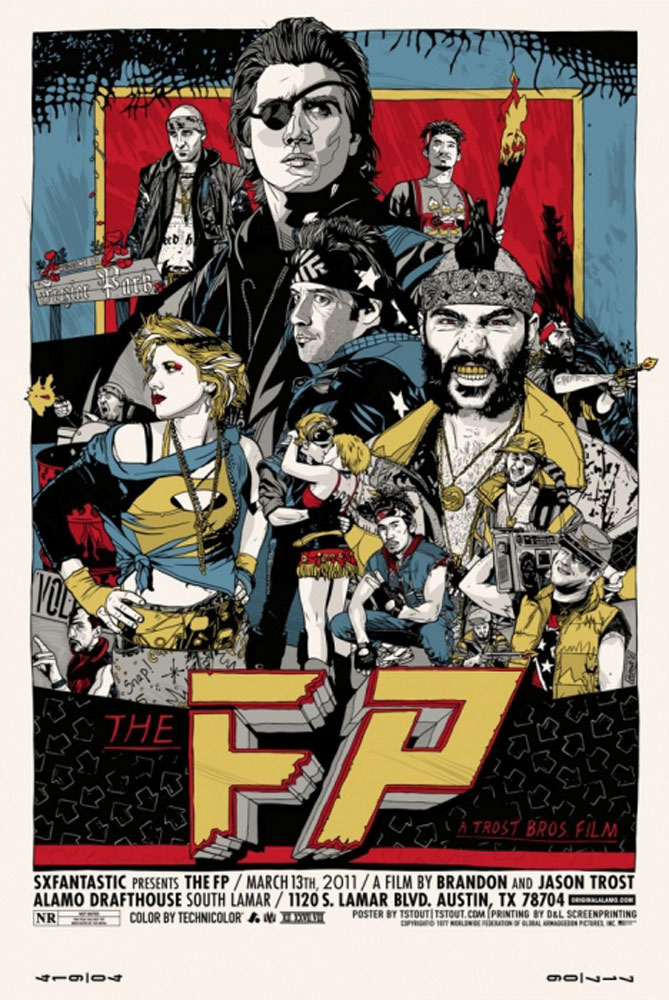 Fp (the) - Regular by Trost Bros. (24 x 36 in)