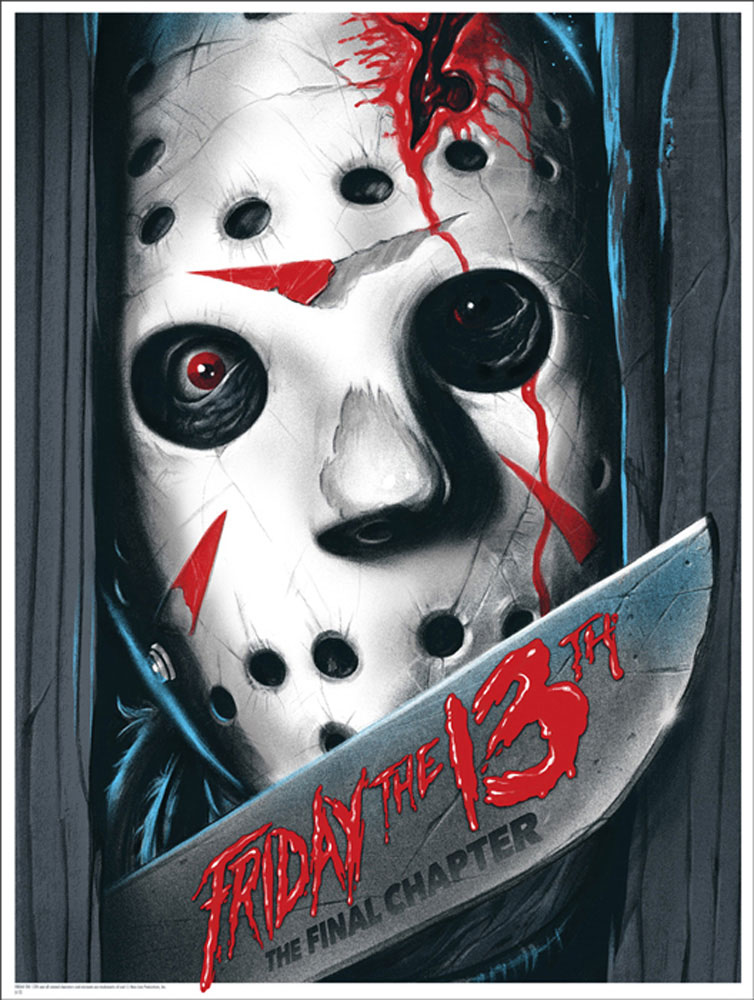 Friday The 13th : Final Chapter par Joseph Zito