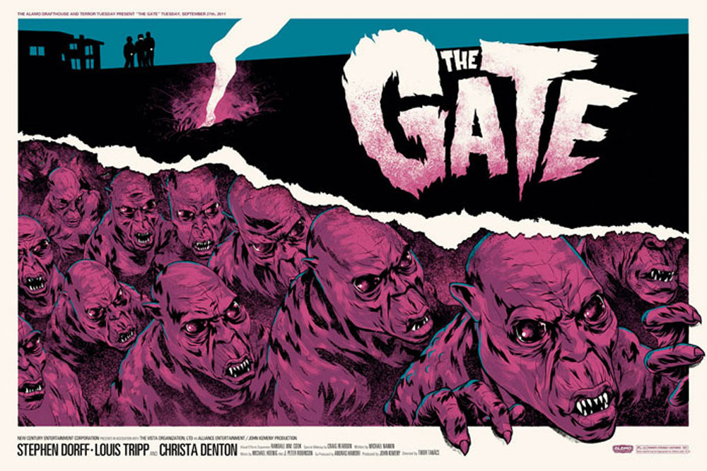 Gate (the) par Tibor Tackas