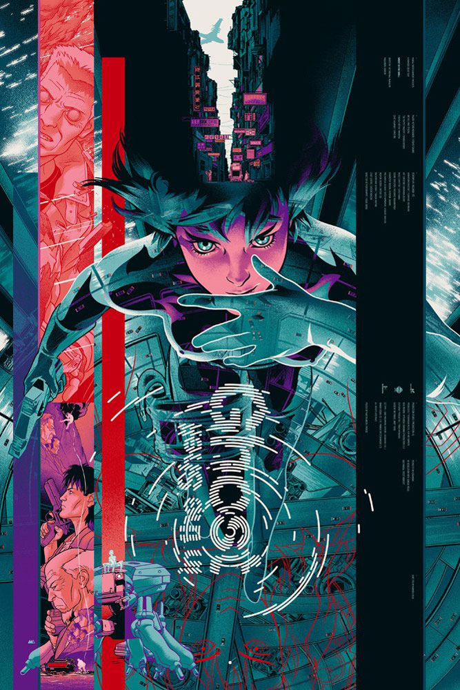 Ghost In The Shell - Regular par Mamoru Oshii