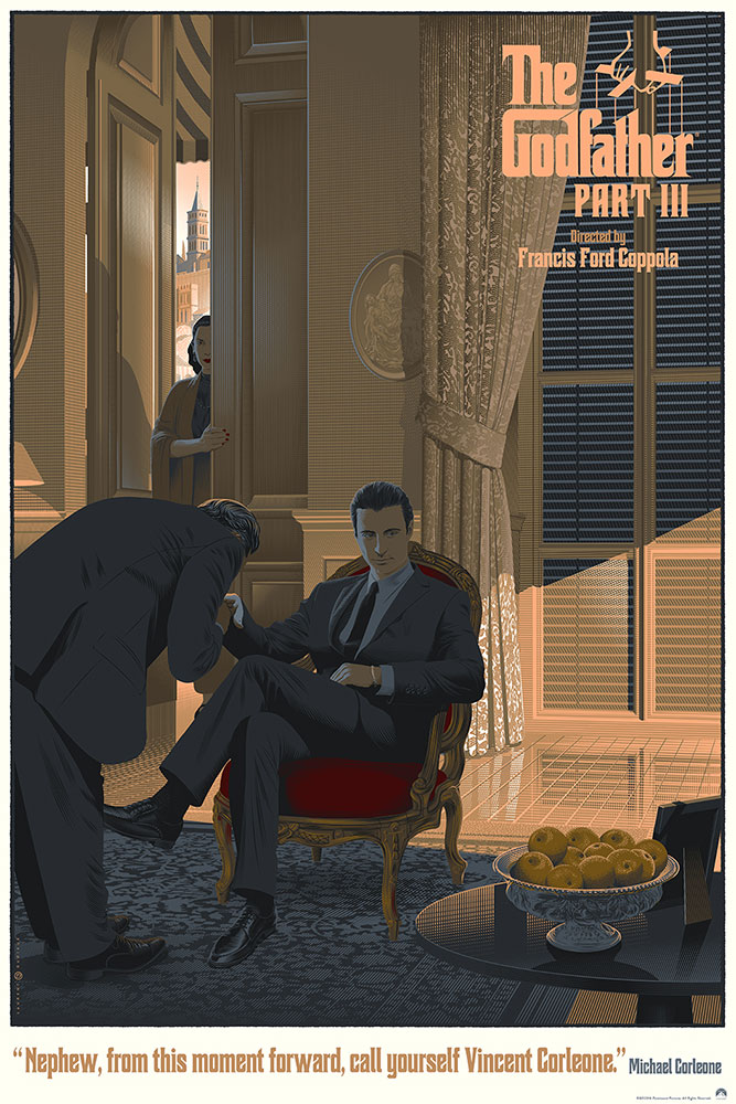 Godfather (the) Part 3 - Regular par Francis Ford Coppola