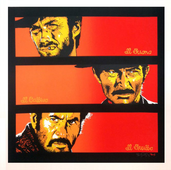 Good The Bad The Ugly (the) - Sundown Edition par Sergio Leone
