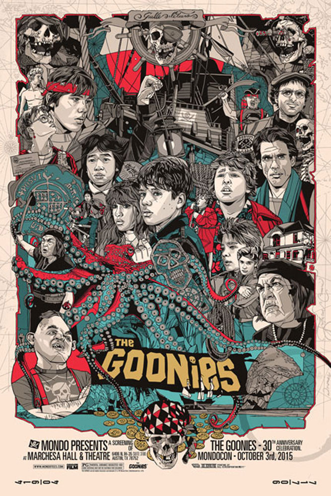 Goonies (the) - Regular par Richard Donner