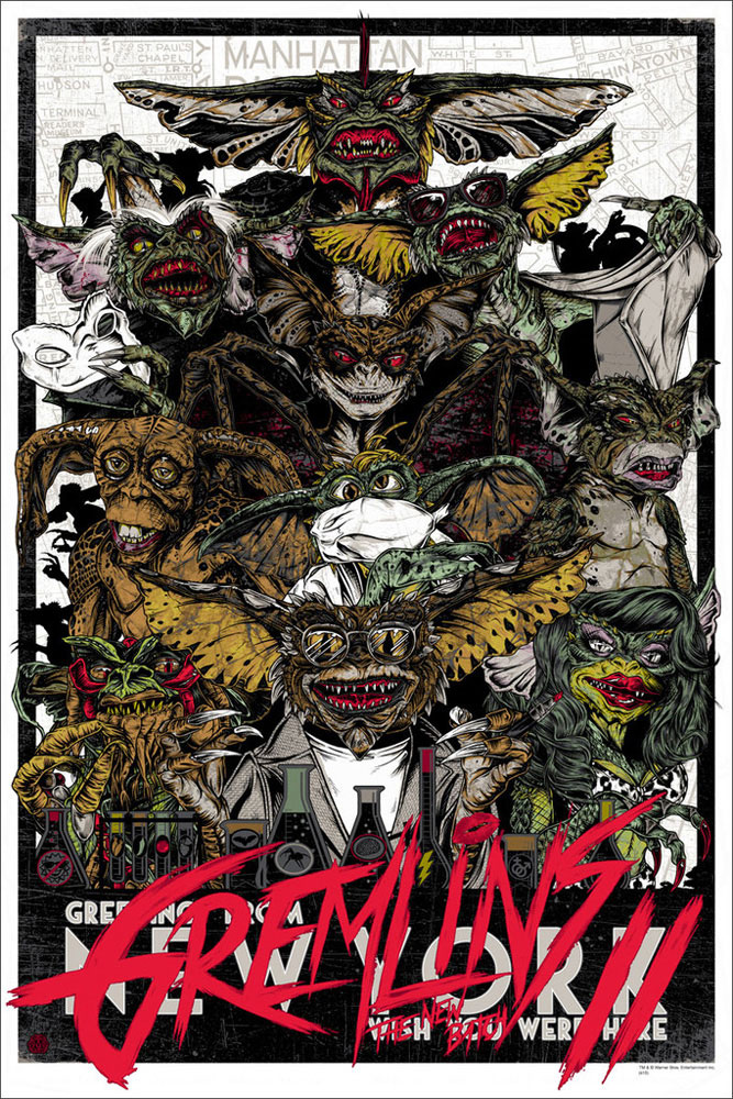 Gremlins 2 - Regular by Joe Dante