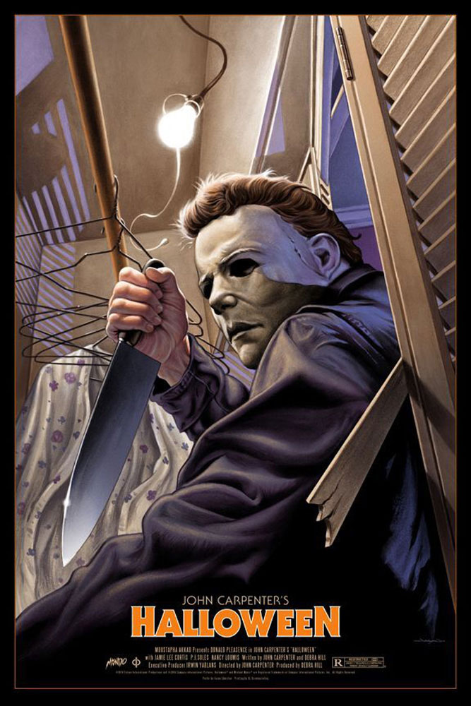 Halloween - Variant par John Carpenter