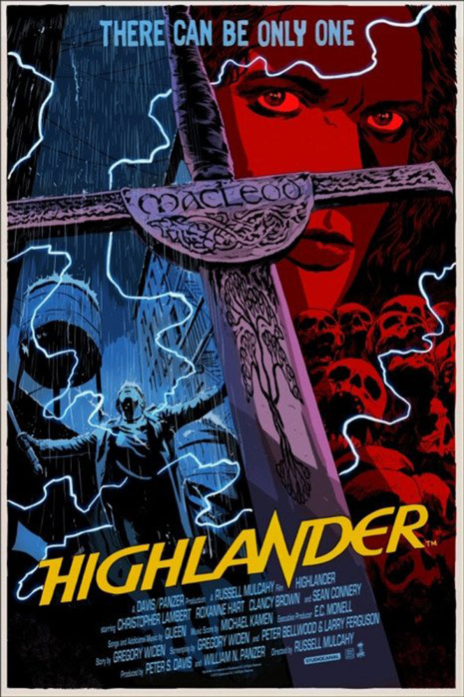 Highlander by Russell Mulcahy
