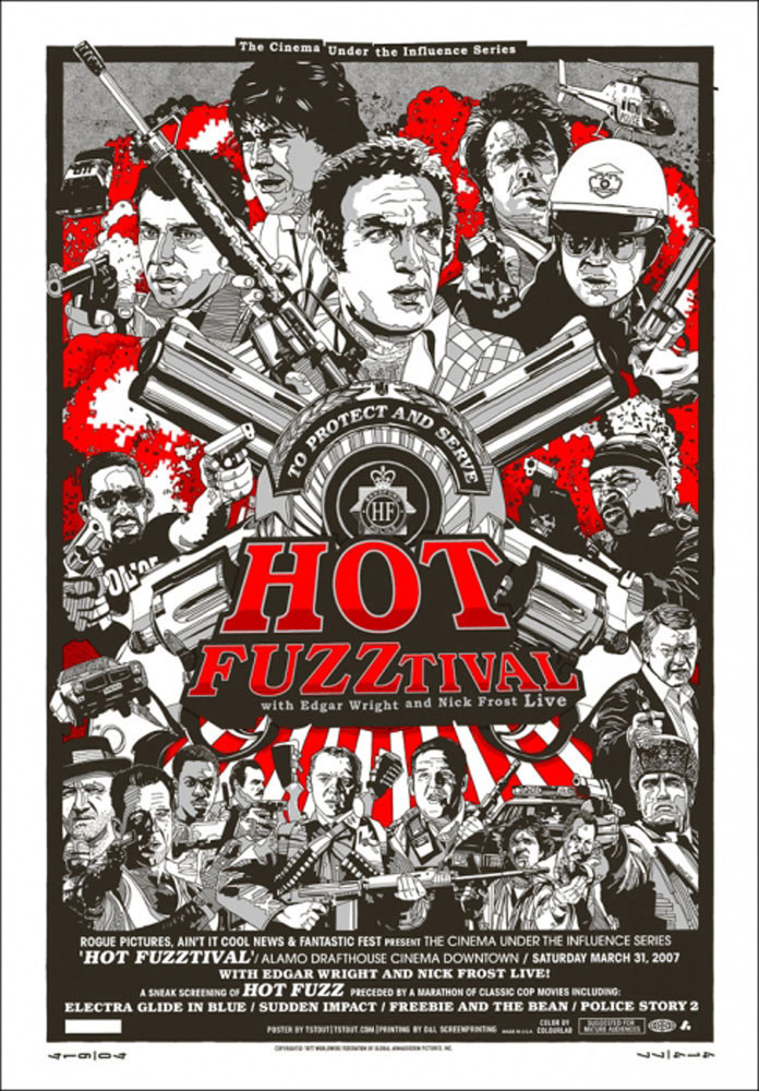 Hot Fuzztival - Regular by -