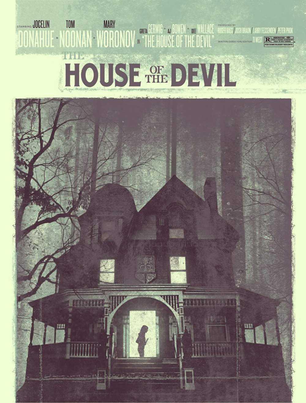 House Of The Devil by Ti West