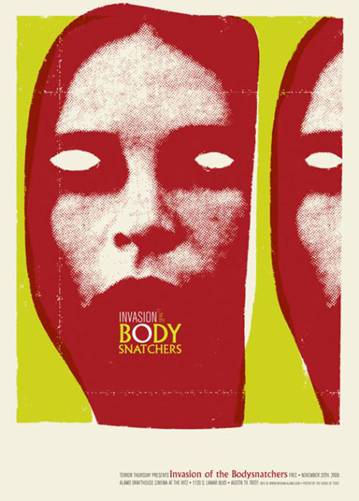Invasion Of The Body Snatchers par Philip Kaufman ()