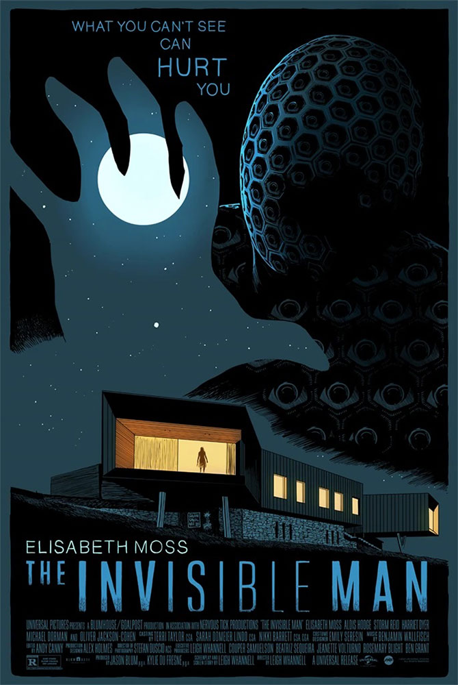 Invisible Man (the) by James Whale