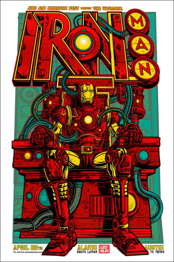 Iron Man - Regular par Jon Favreau