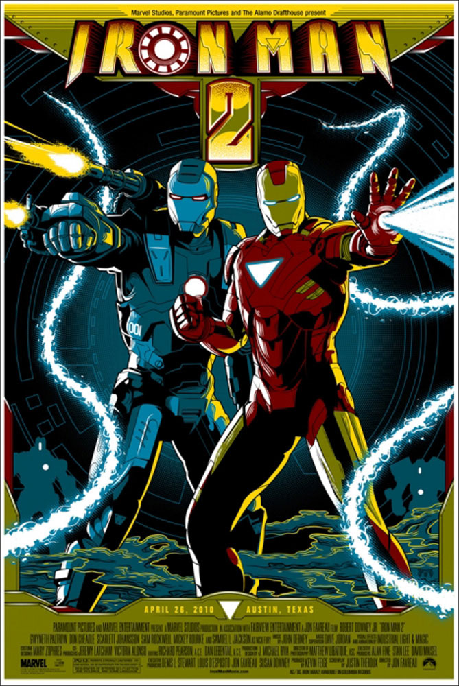 Iron Man 2 by Jon Favreau