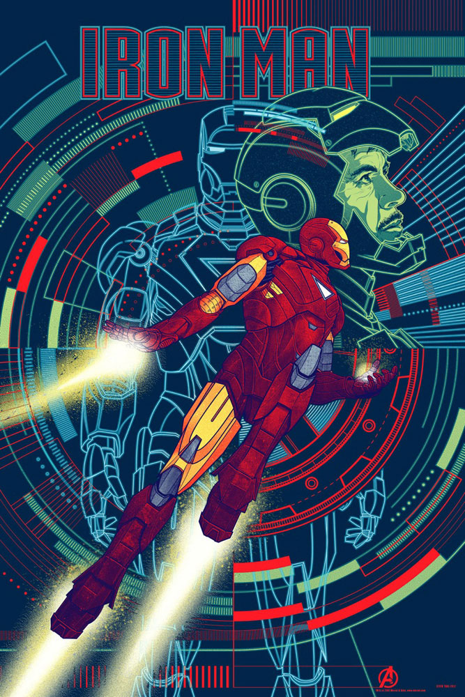Iron Man - Regular by Jon Favreau