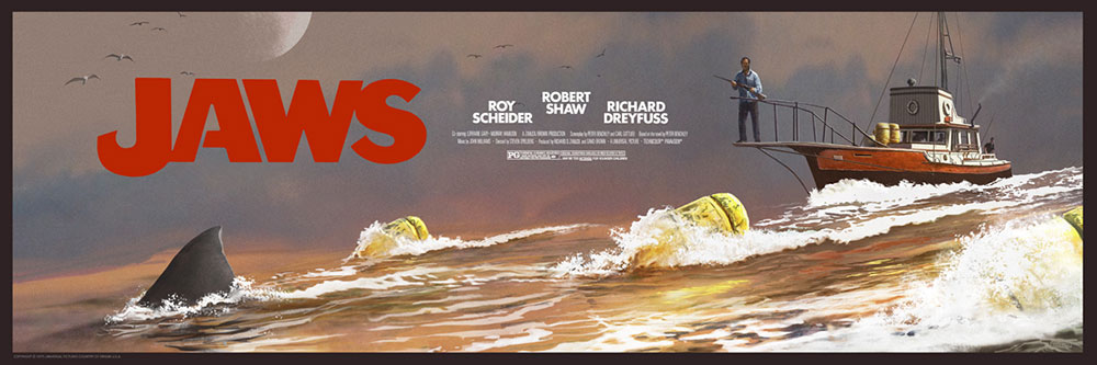 Jaws - Regular par Steven Spielberg
