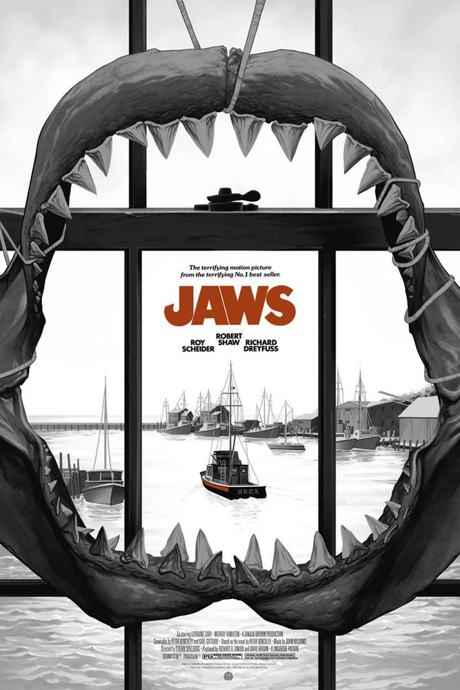 Jaws - Variant Sdcc by Steven Spielberg ()