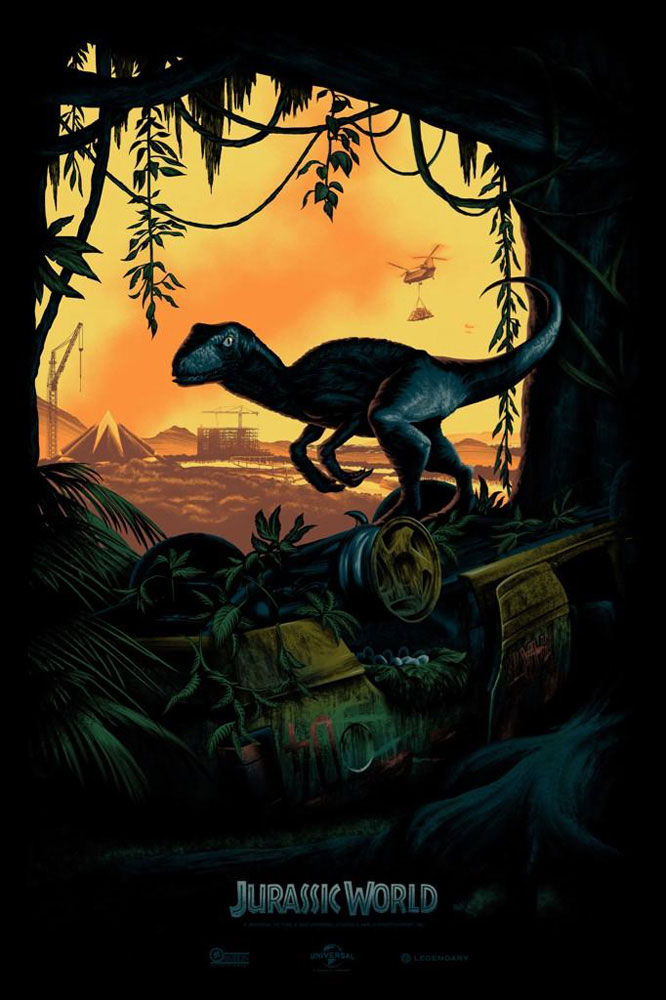 Jurassic World - Regular par Colin Trevorrow