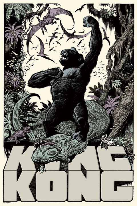 King Kong by Merian C Cooper