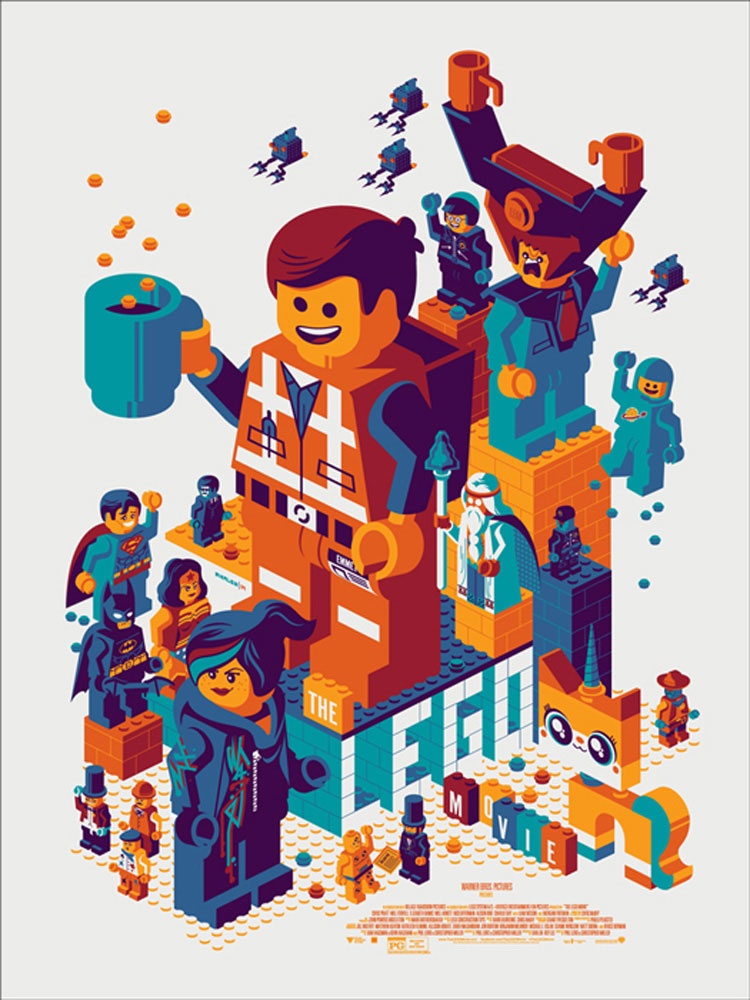 Lego Movie (the) par Phil Lord