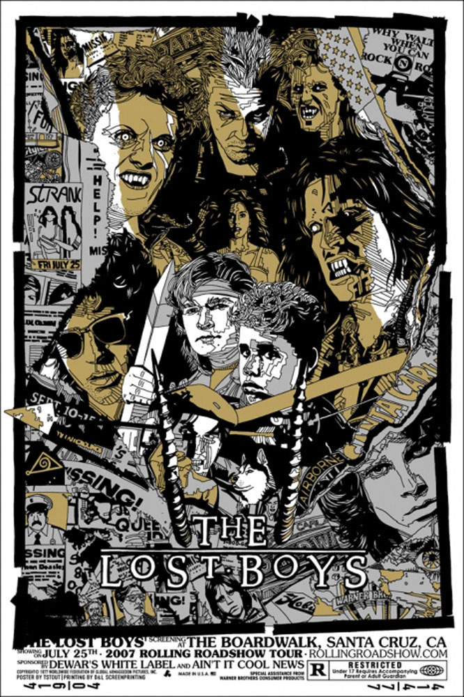 Lost Boys (the) by Joel Schumacher