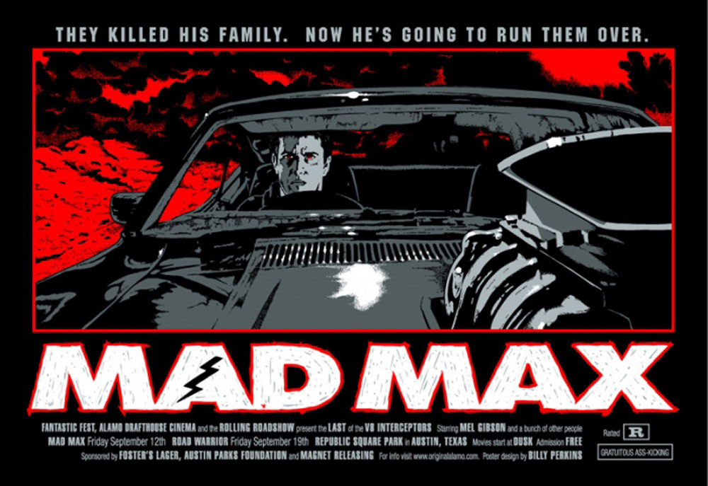 Mad Max - Variant by George Miller