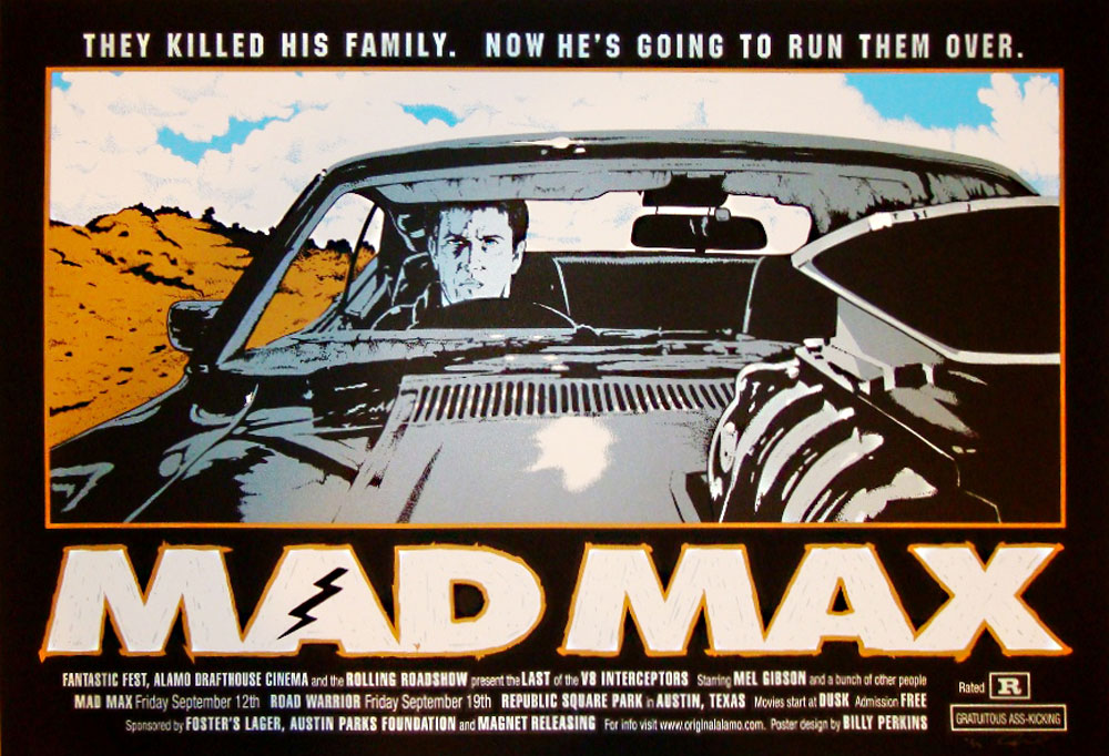 Mad Max - Regular par George Miller