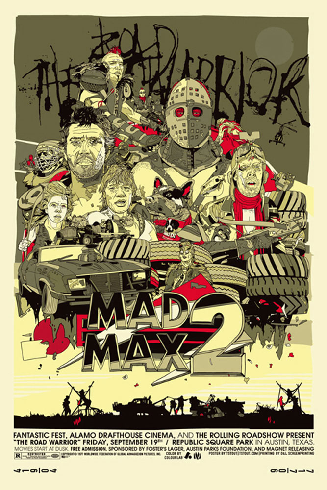 Mad Max 2 - Regular par George Miller
