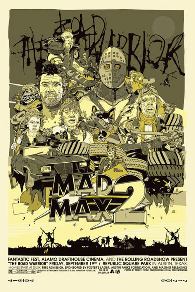 Mad Max 2 - Variant by George Miller