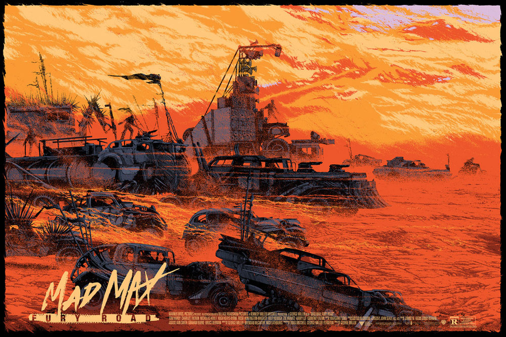 Mad Max : Fury Road by George Miller