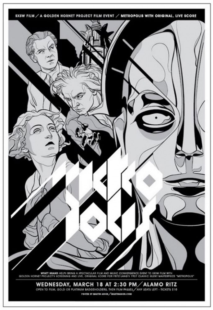Metropolis - Regular by Fritz Lang