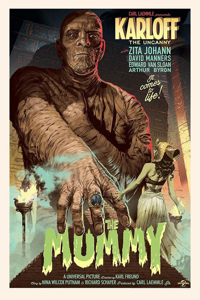Mummy (the) - Regular par Karl Freund ()