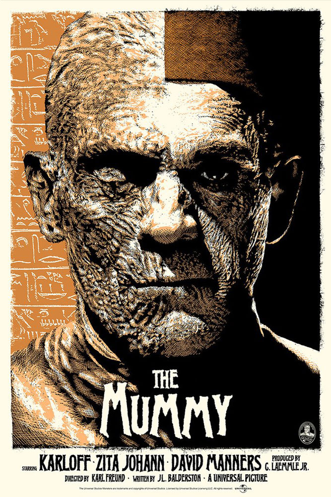 Mummy (the) - Gold par Karl Freund