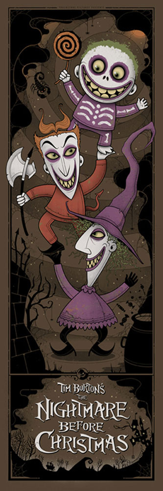 Nightmare Before Christmas (the) - Regular par Tim Burton