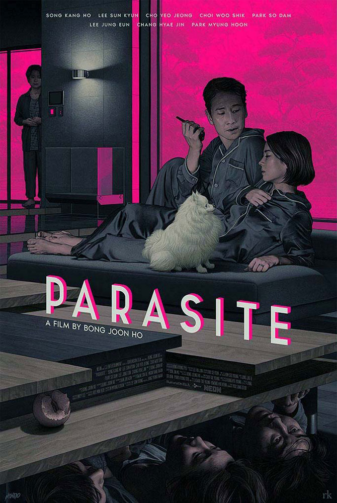 Parasite - Regular by Bong Joon-ho