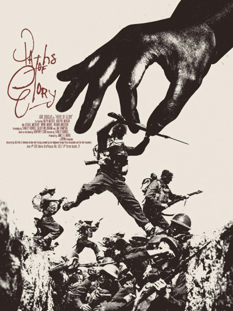 Paths Of Glory par Stanley Kubrick