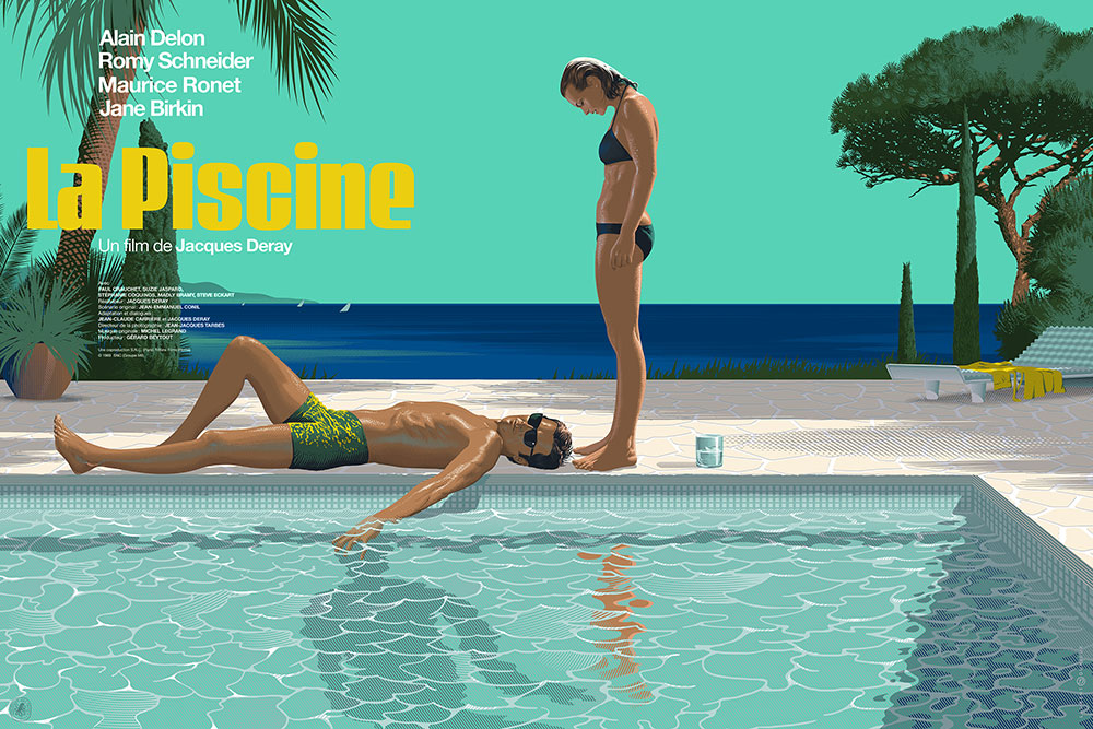 Piscine (la) -variant by Jacques Deray