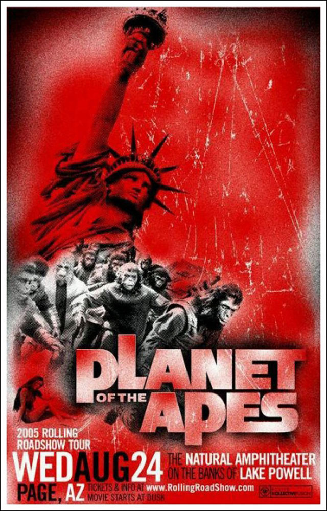 Planet Of The Apes by Franklin J Schaffner