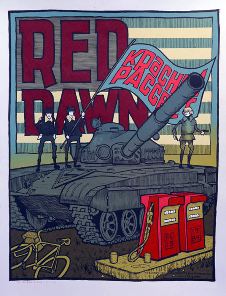 Red Dawn par John Milius