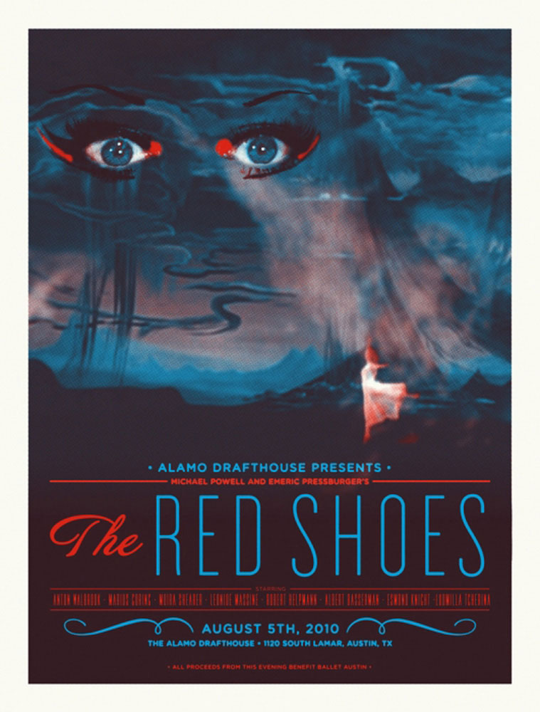 Red Shoes (the) par Michael Powell