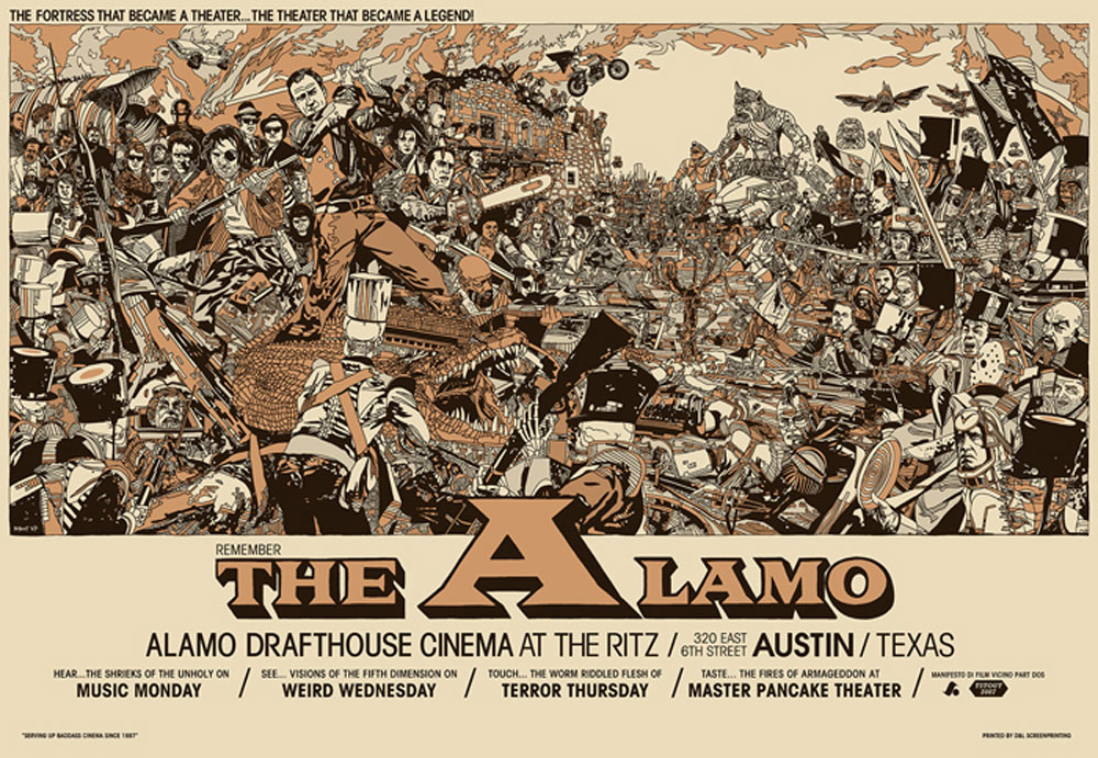 Remember The Alamo - Ritz by -