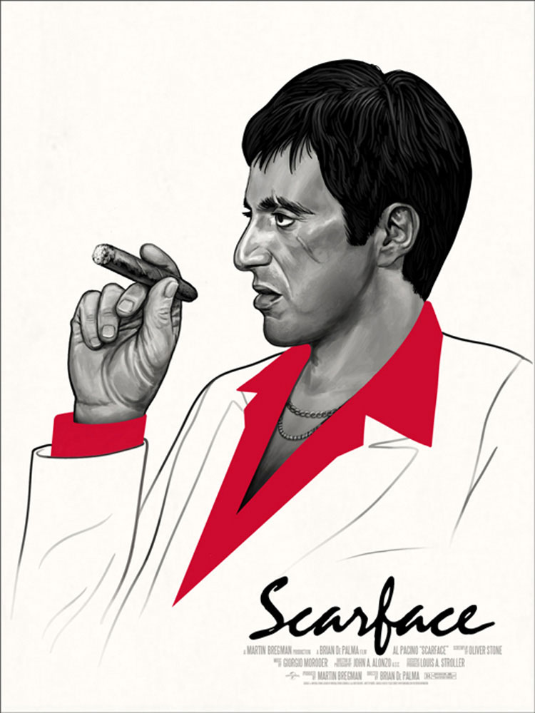 Scarface - Regular par Brian De Palma