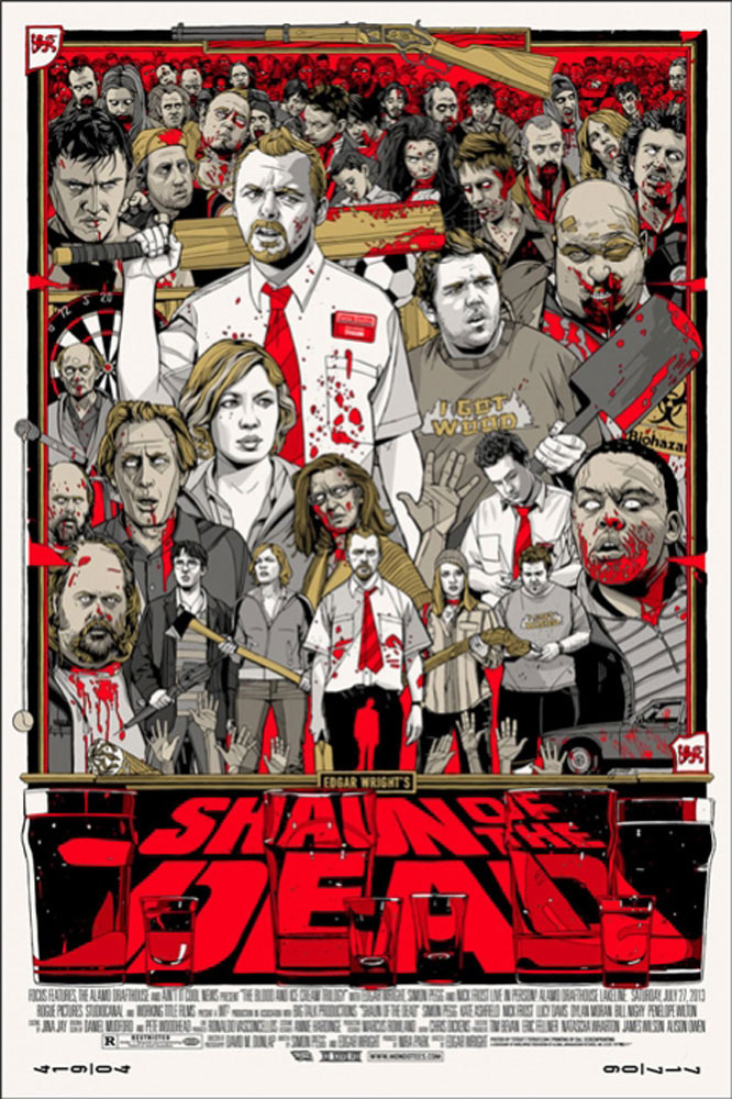 Shaun Of The Dead- Regular par Edgar Wright