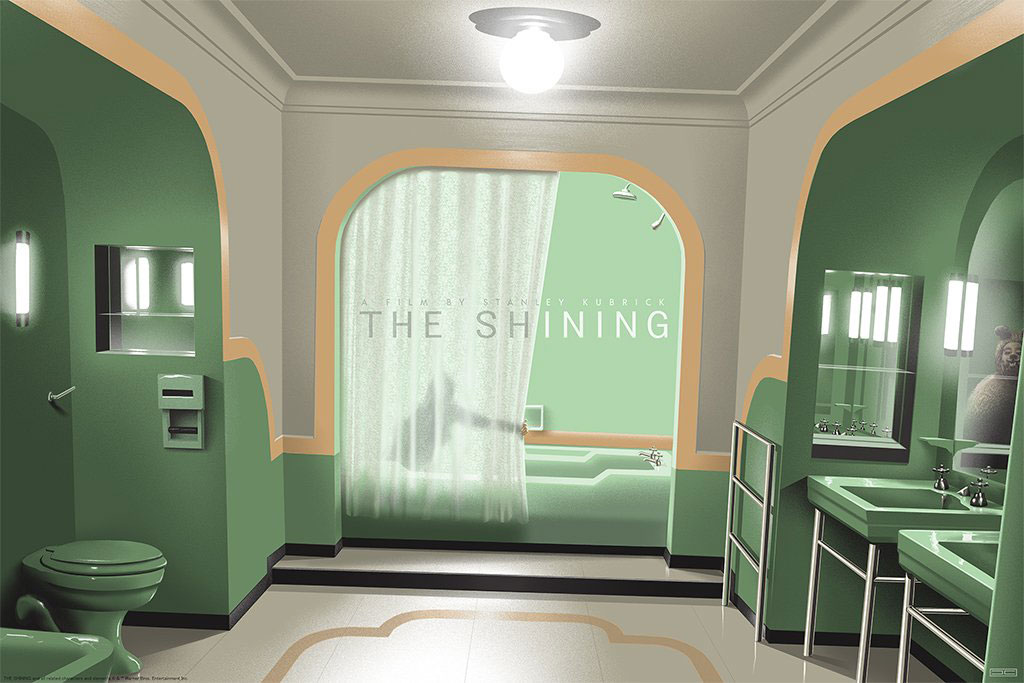 Shining (the) - Green par Stanley Kubrick