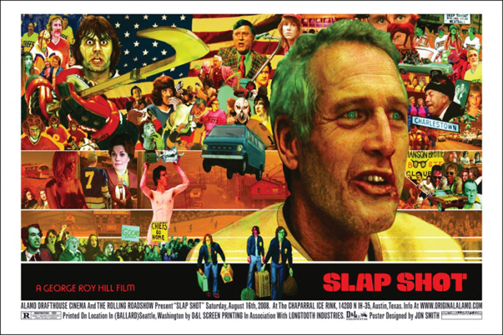 Slap Shot by George Roy Hill