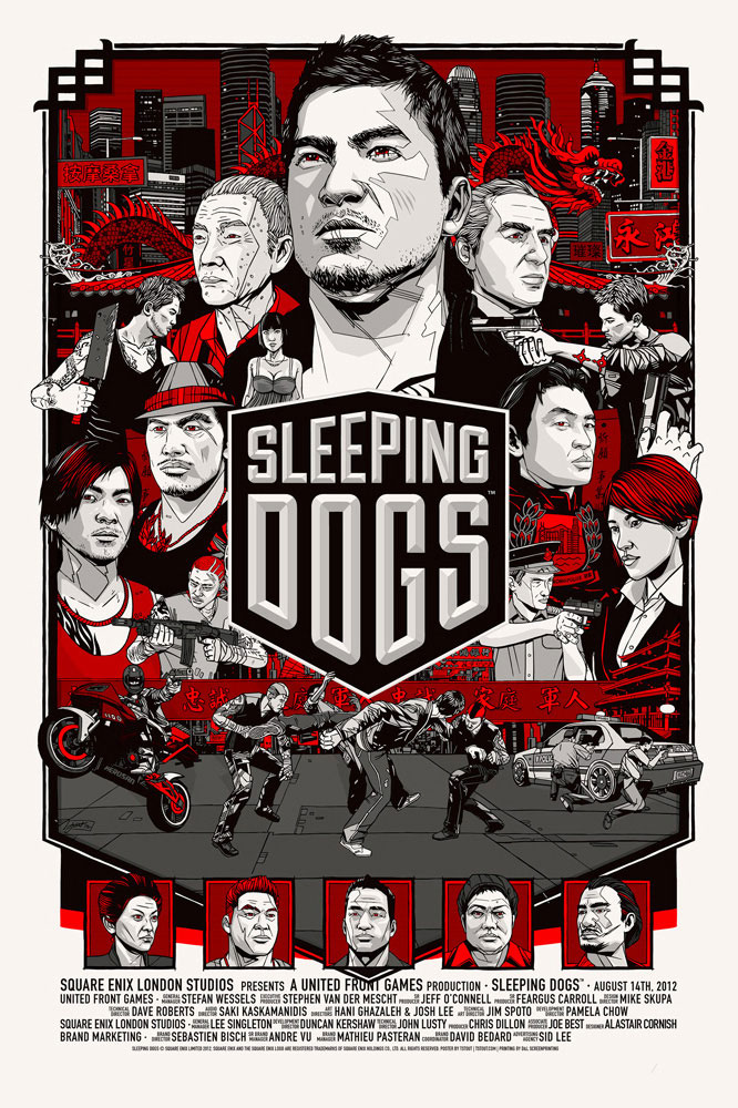 Sleeping Dogs - Variant par - ()
