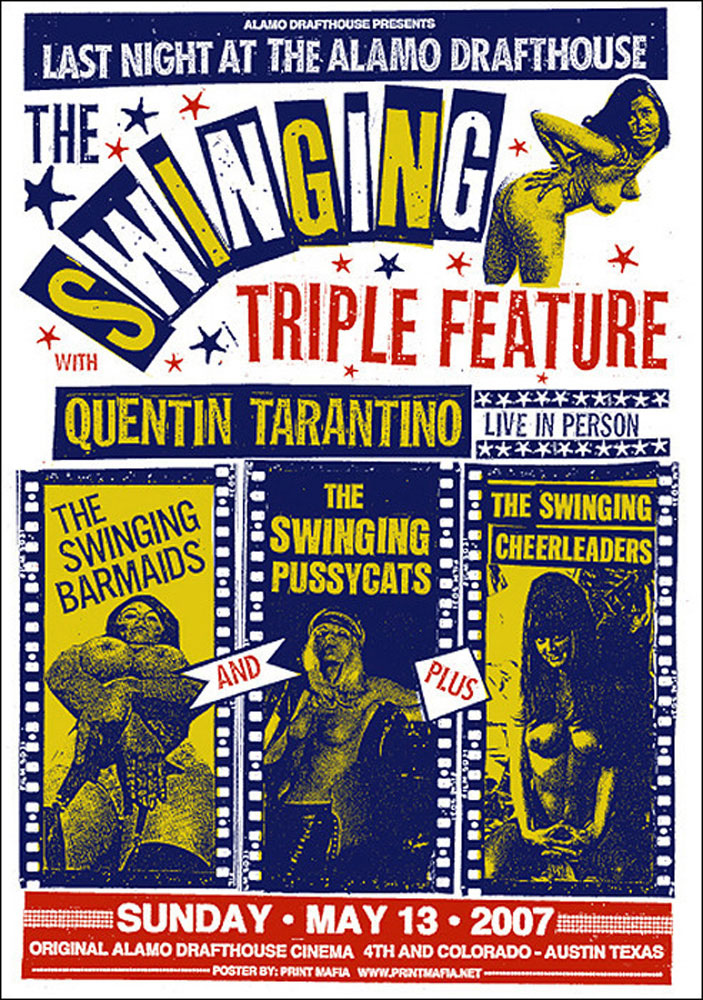 Swinging Triple Feature par -
